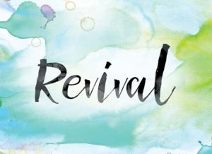Fall Revival: September 23, 24, and 25 @ New Mount Zion Church